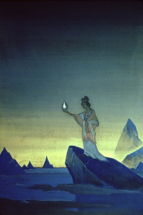 Alma en busca del Espiritu